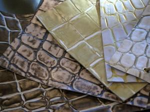 Croc Leather