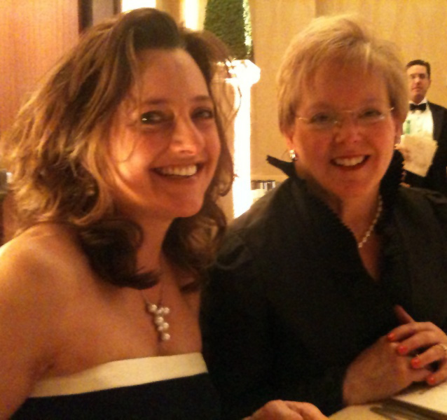 Judy Pickett & Molly Simmons at Carolina Ballet Ball copy
