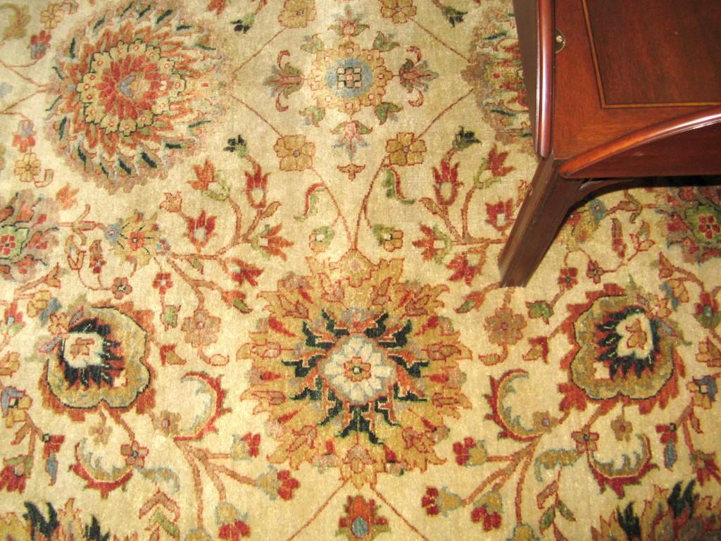 Persian Carpet - Living Room oriental rug colorful