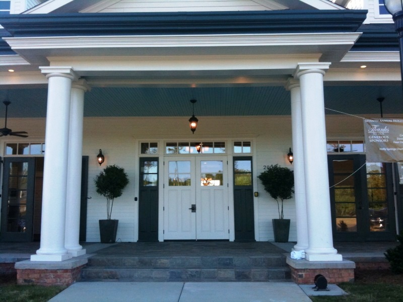Design Lines 12 Oaks Front Door