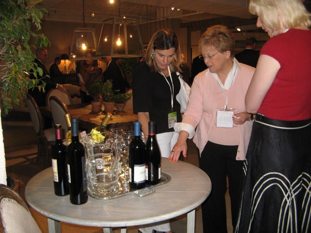 Design Lines at Stanley High Point Furniture Market 2010