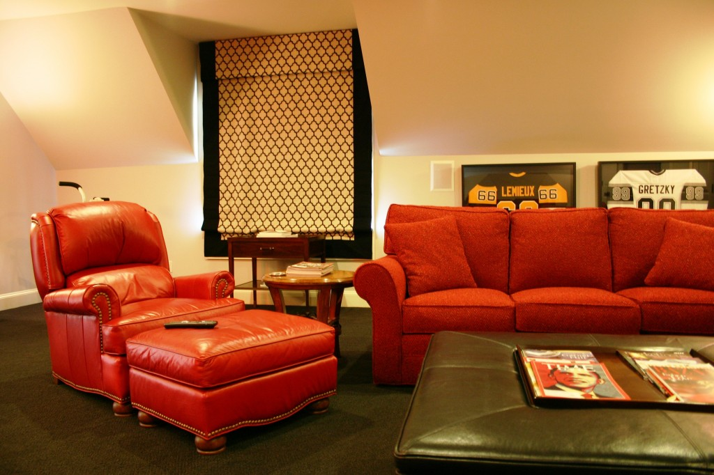 Design Lines, Ltd. Men Media Room