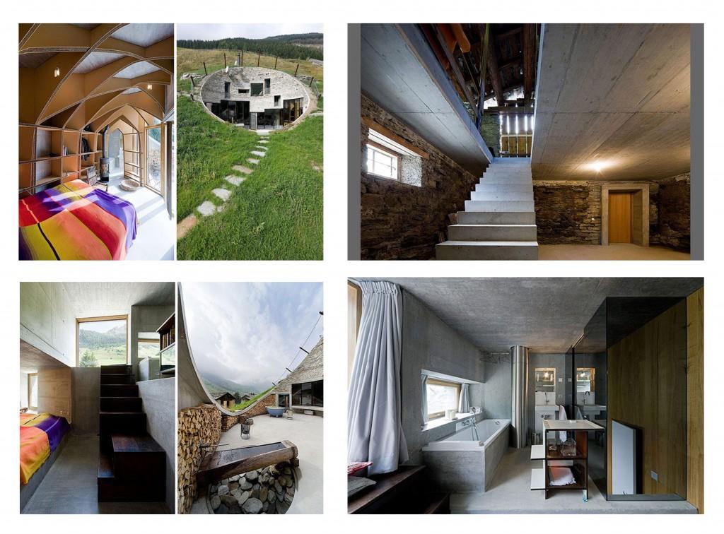 ... Underground Home Designs Swiss Mountain House