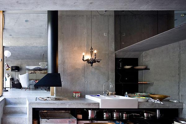 World cup fancy interior design from around the world for Underground home designs
