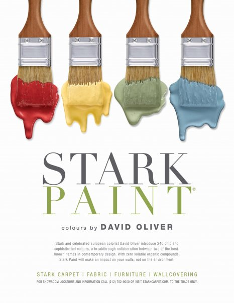 Stark Paint Ad