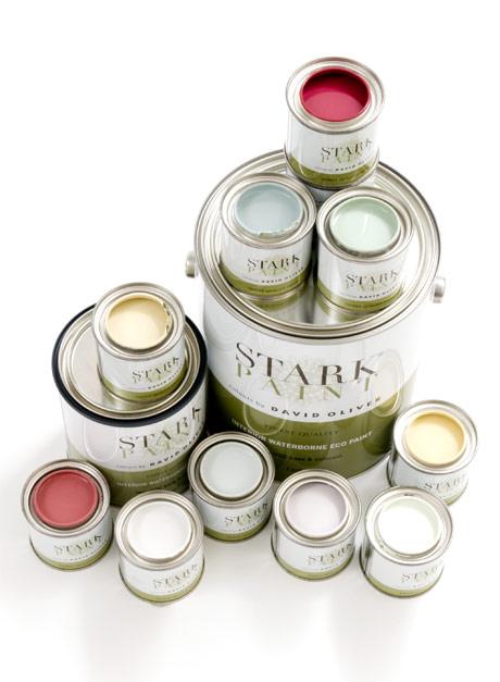 Stark Paint Cans