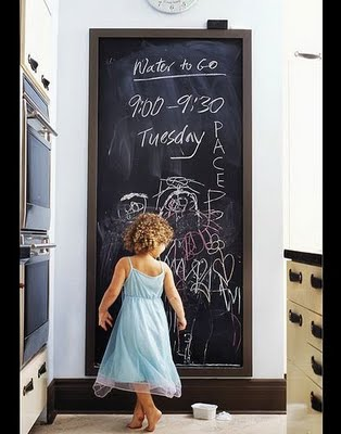 The Bella Life Blog Chalkboard