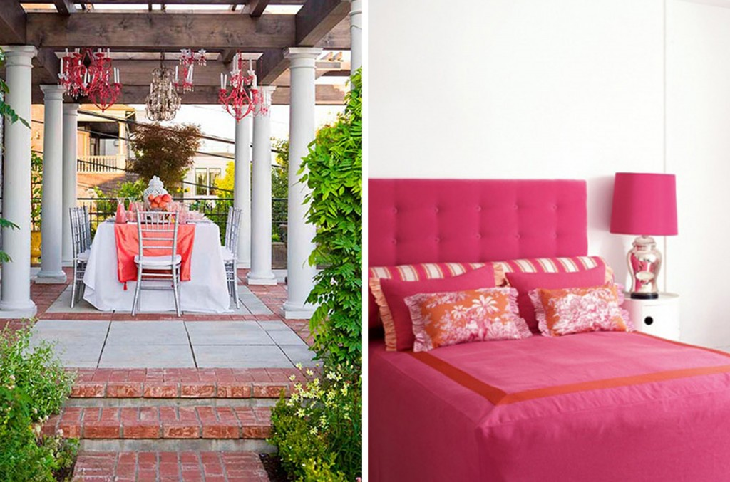 Design Lines Interior Inspired Breast Cancer Awareness Apartment Therapy & Traditional Home