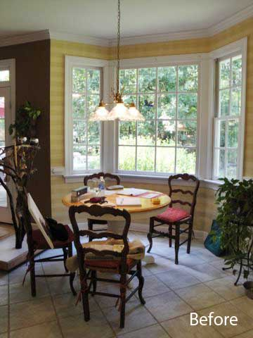 Kitchen Design Before Raleigh NC Design Lines (2)