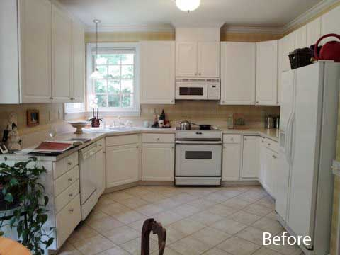Kitchen Design Before Raleigh NC Design Lines