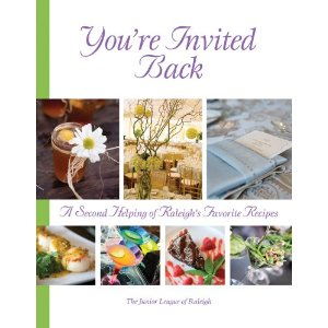 Junior League of Raleigh Cookbook