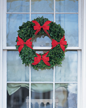 martha stewart wreath image