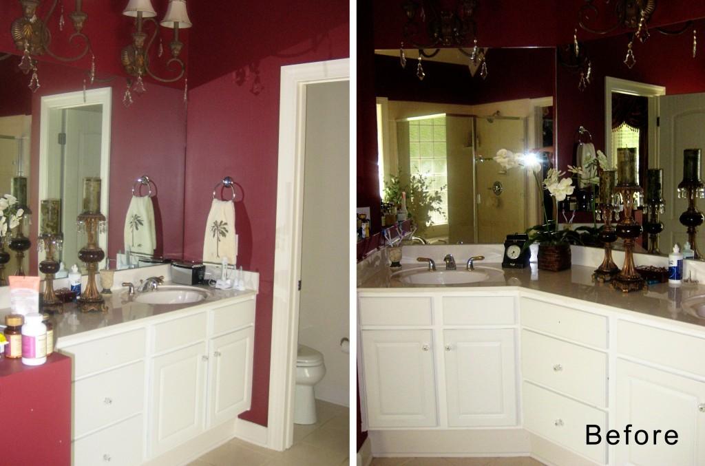Master Bathroom Remodel Cary NC Design Lines