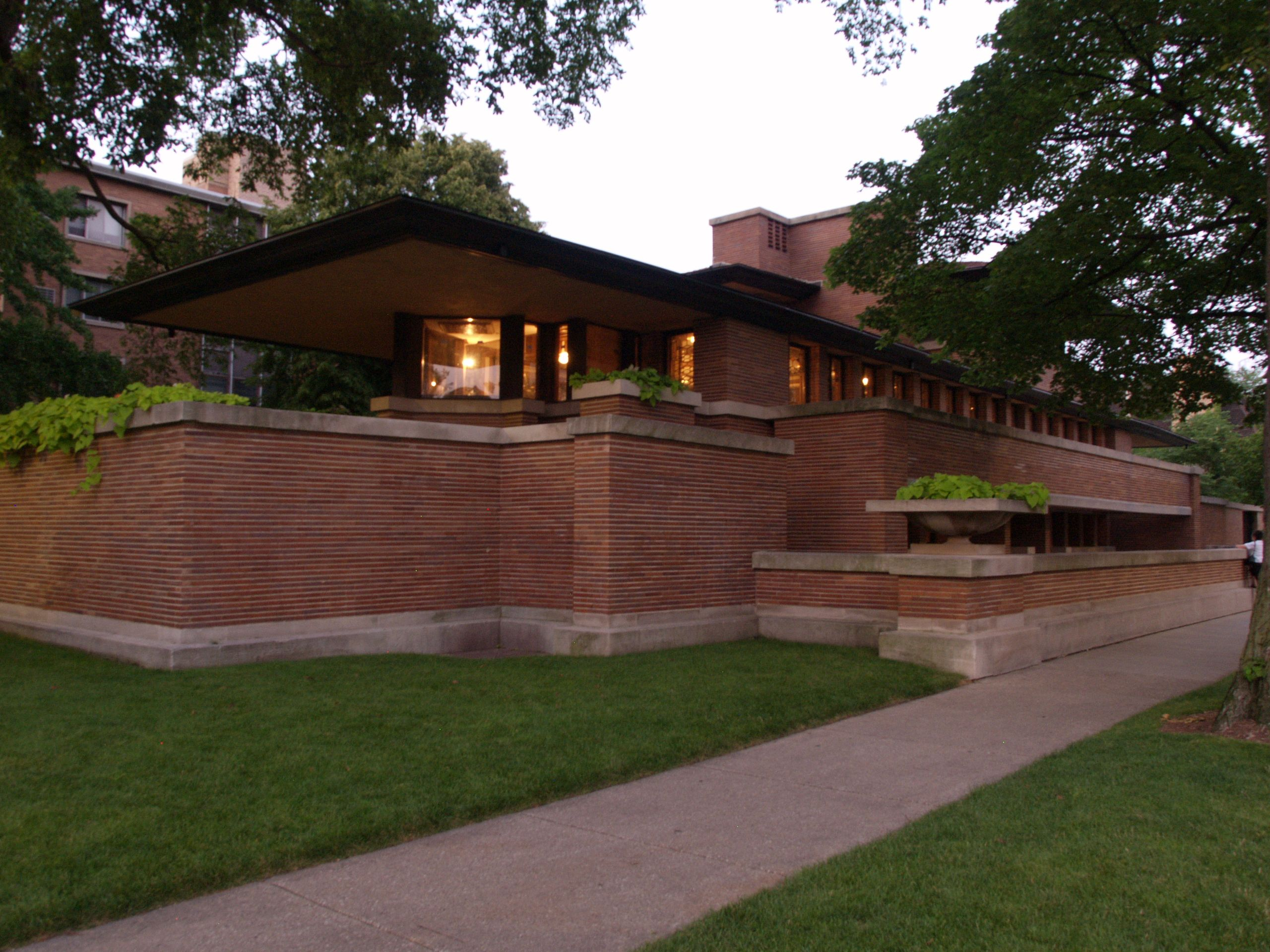 Design Lines Ltd. Robie House Frank Lloyd Wright Hyde Park Chicago