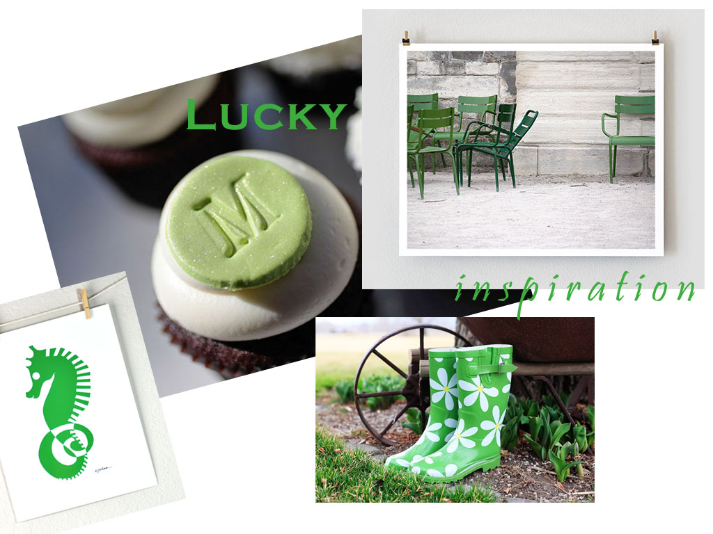 St. Patricks Day Inspiration