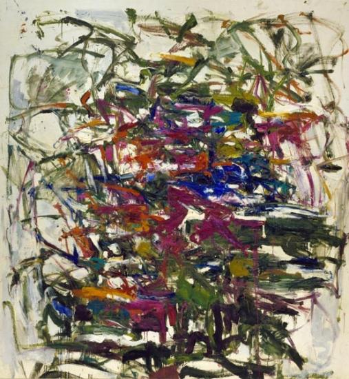 Design Lines Ltd Blog A Closer Look Series Joan Mitchell Painting