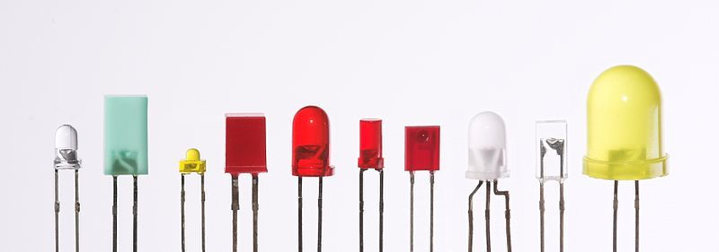 Design Lines Blog LED large picture with several different types of diodes