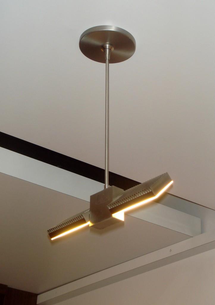 Design Lines Blog Lightfair 2011 Best and Brightest Tech Lighting LED IBISS