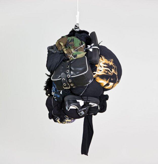 Design Lines Ltd. Blog Shinique Smith Baltimore North Carolina Museum of Art NCMA 30 Americans Sculpture Hanging