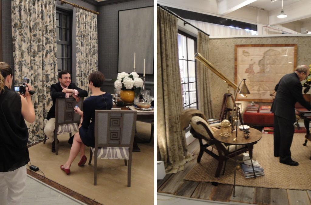Design Lines Traditional Home & Lee Jofa Legends Tour Blogfest 2011