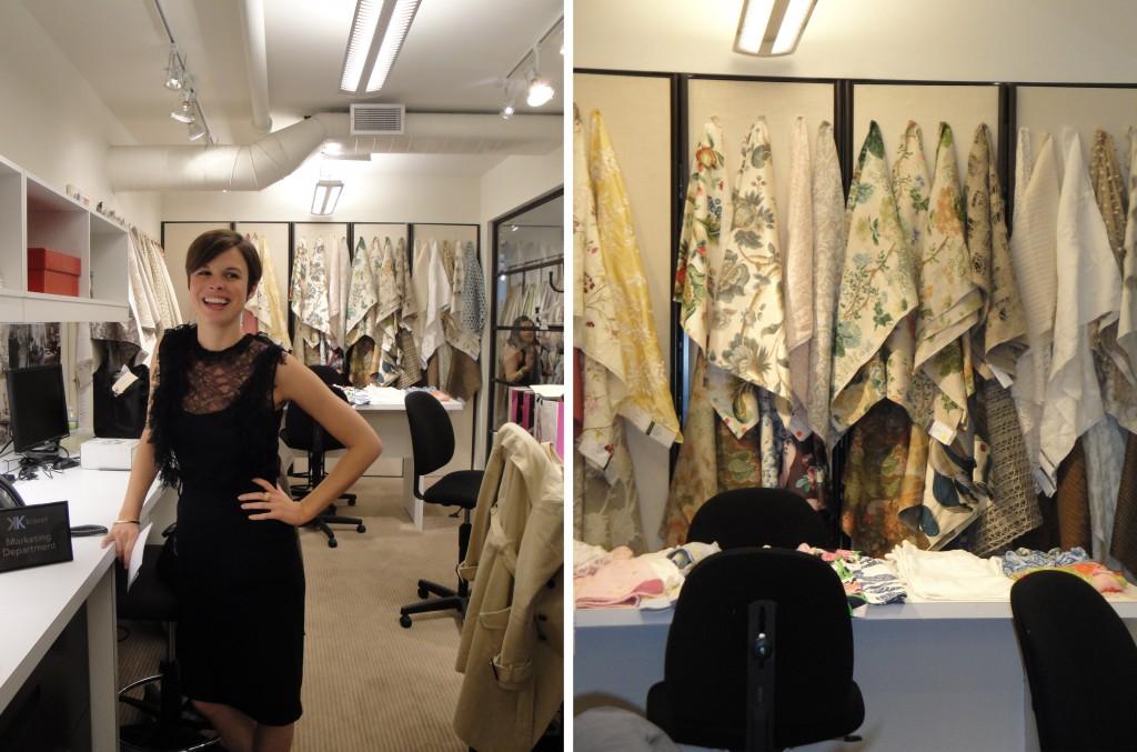 Kravet & Lee Jofa NYC Office Tour Blogfest (1)