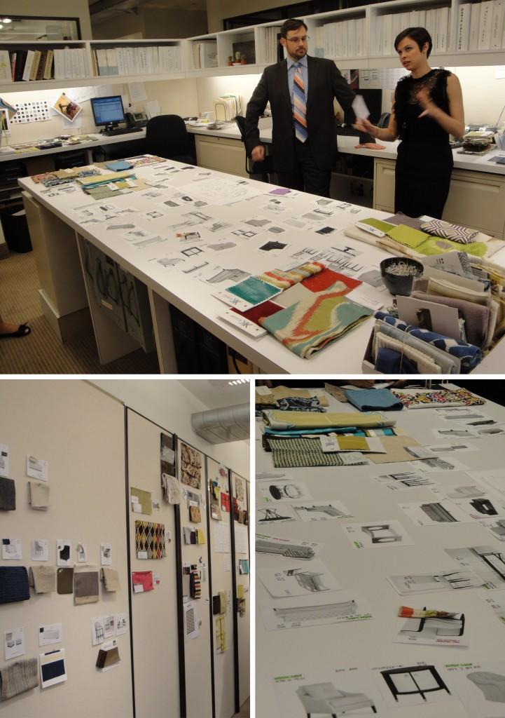 Kravet & Lee Jofa NYC Office Tour Blogfest (2)