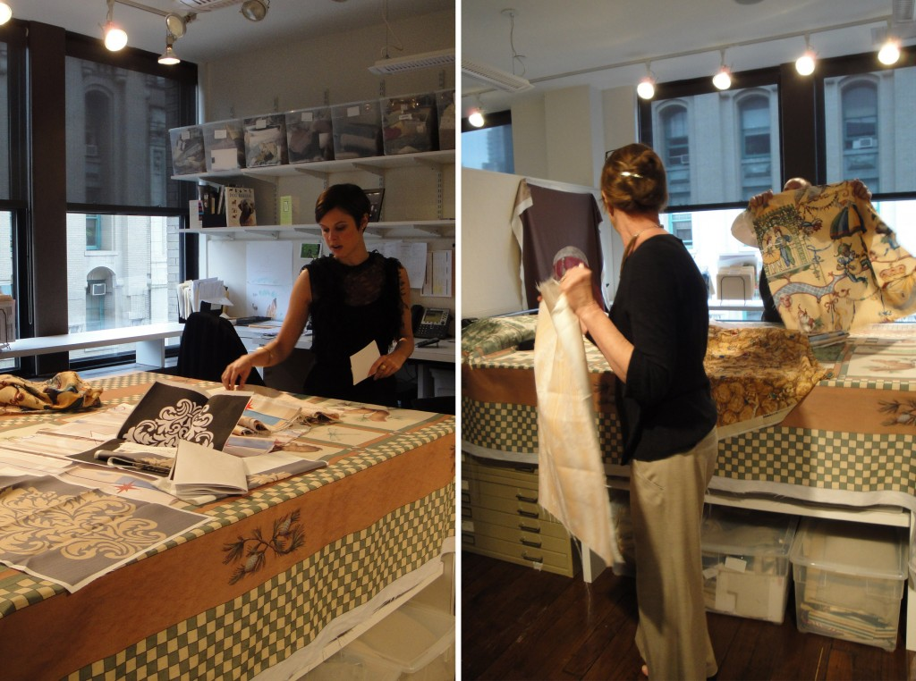 Kravet & Lee Jofa NYC Office Tour Blogfest (6)