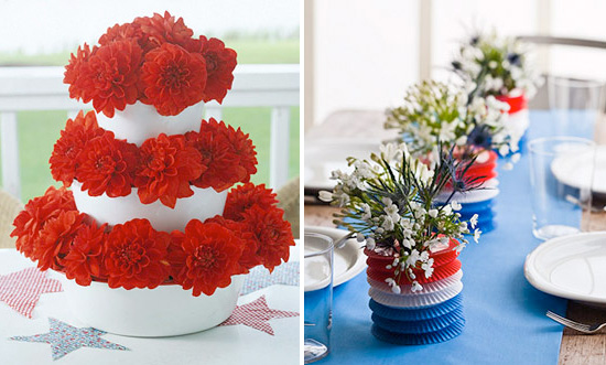 fourth of july wedding decorations happy 4th of july design lines ltd 4326