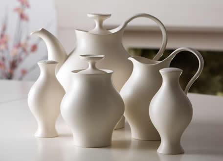 Design Lines Blog Eva Zeisel tea set