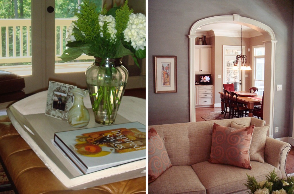 Family Room Interior Design Raleigh NC Design Lines 3 | Design ...