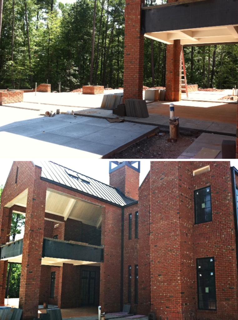 NCSU Chancellor's House Update by Design Lines Ltd 1