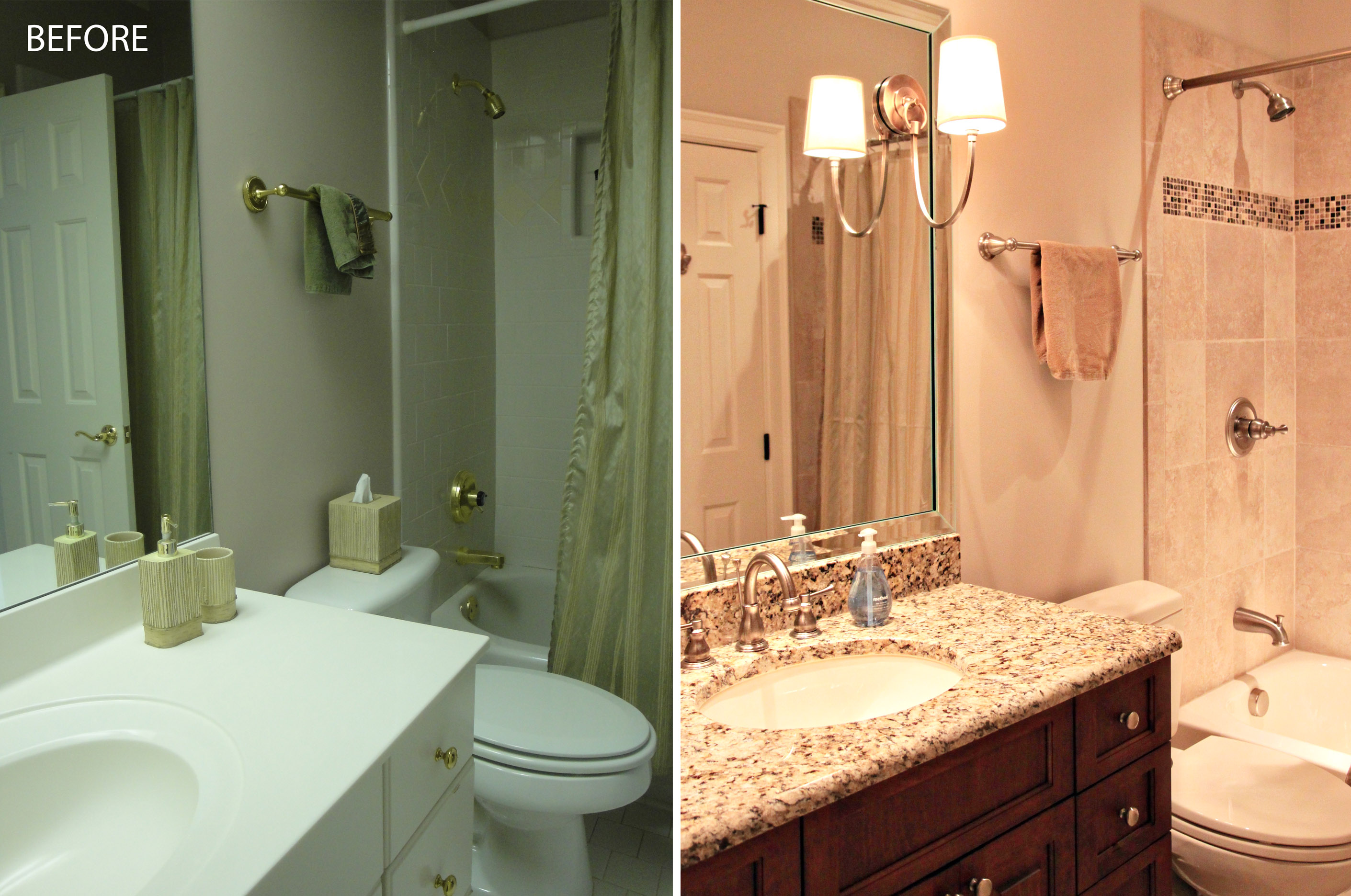 guest bathroom remodel design lines ltd finished