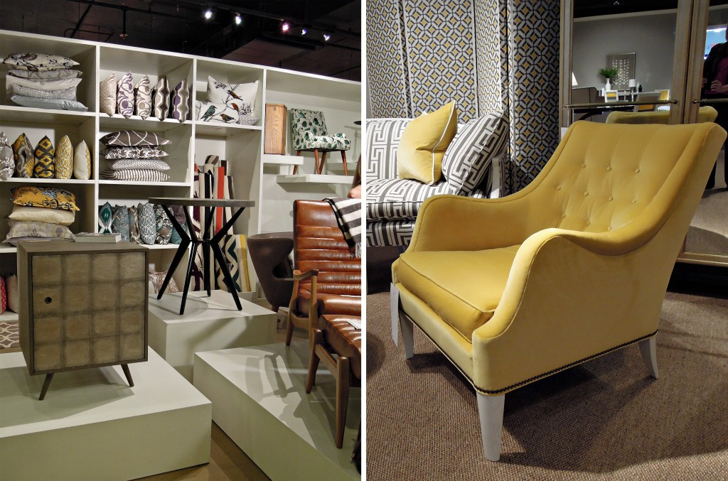 2011 Trends from Furniture Market MidCentury Modern Furniture
