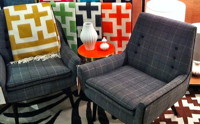 Modern Furniture Upholstery 2011 trends from furniture market: mid-century modern furniture