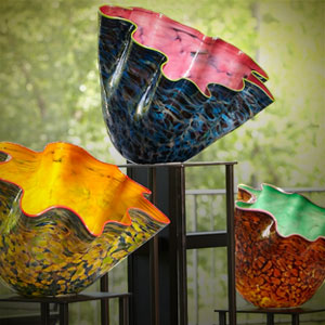 Design Lines Blog SAS Corporate Art Collection Cary North Carolina Interior Design Dale Chihuly
