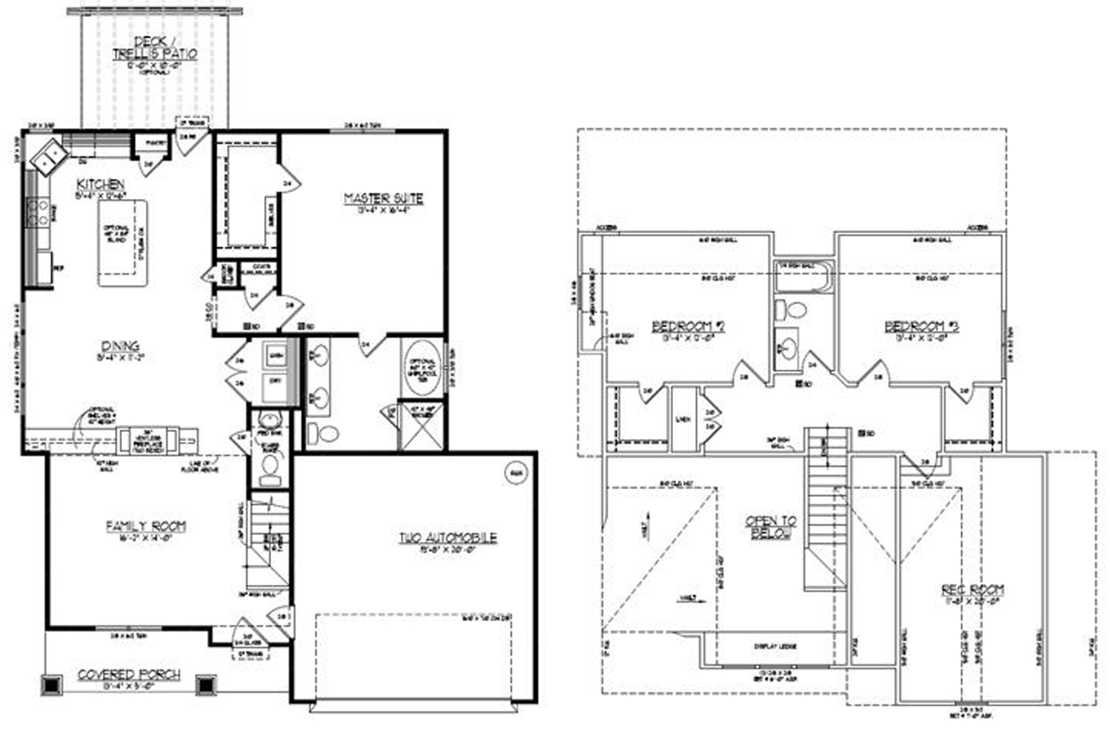 House Plans   Design Lines  Ltd     Building my Own