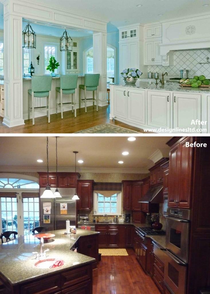 Current projects transforming a home in cary starting - Remodeling a house where to start ...