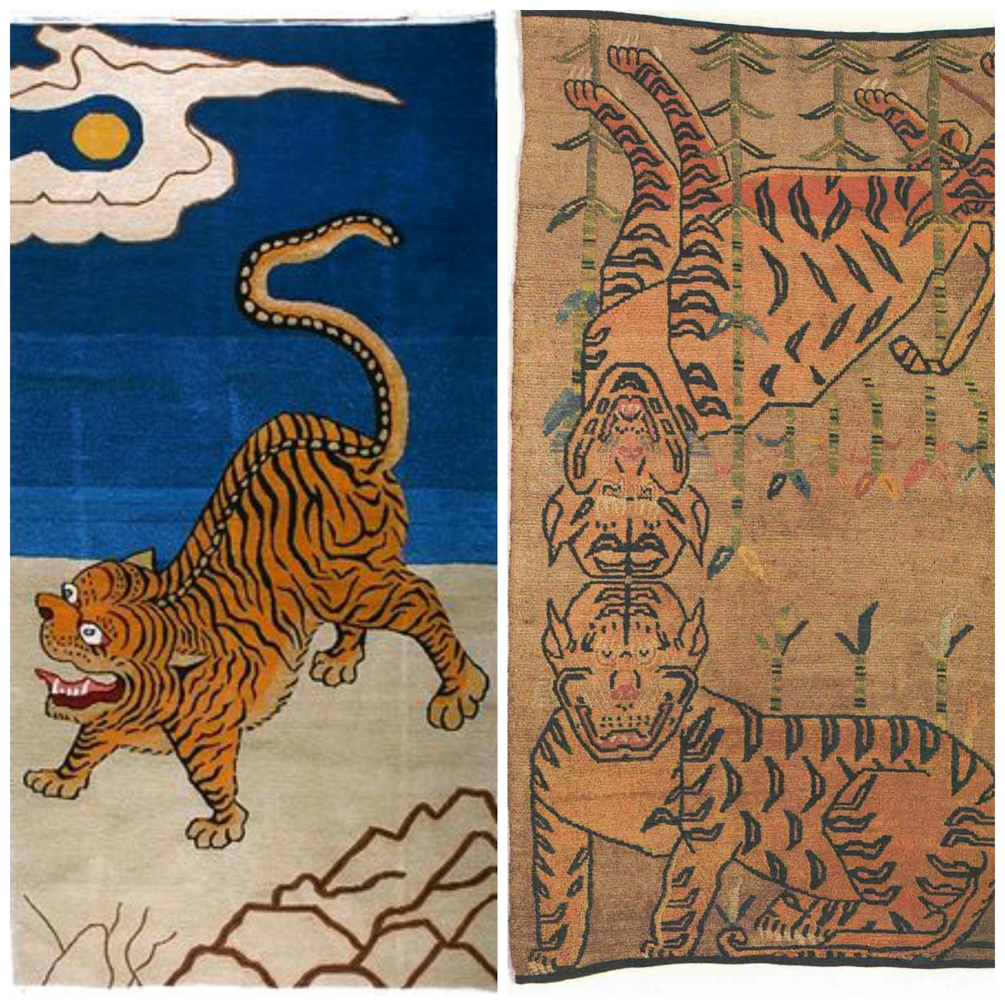 Tibetan Tiger Rugs Design Lines Ltd