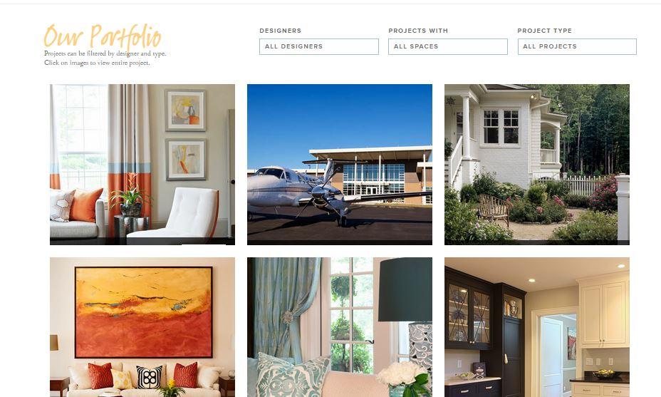 Design Lines Portfolio 2014