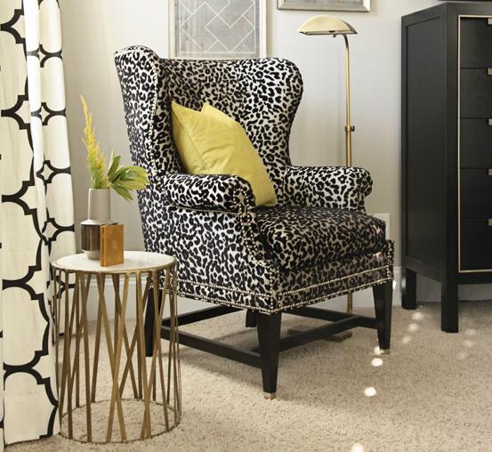 Black And White Master Bedroom: Design Lines, Ltd